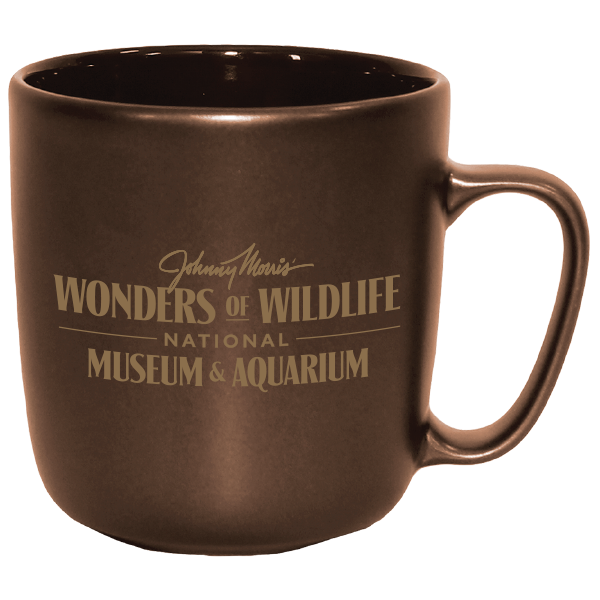 WONDERS OF WILDLIFE COPPER MUG