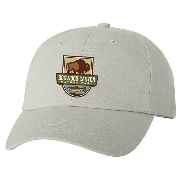 DOGWOOD CANYON LOGO CAP