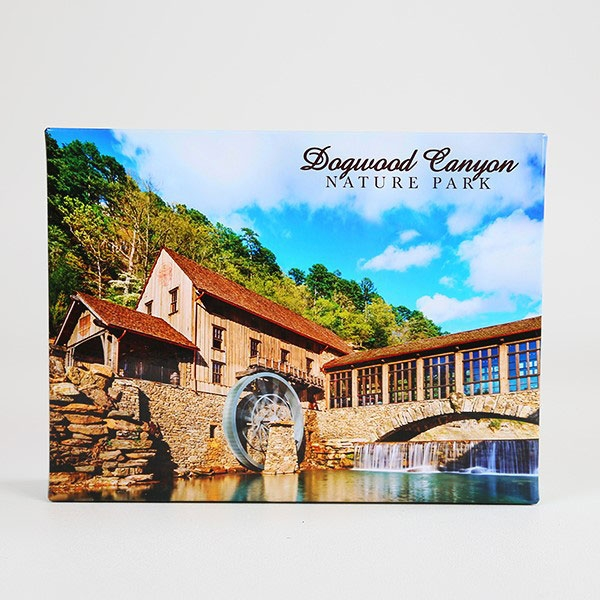 DOGWOOD CANYON MILL PUZZLE