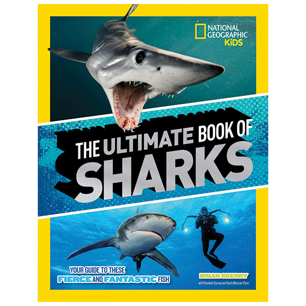 ULTIMATE BOOK OF SHARKS