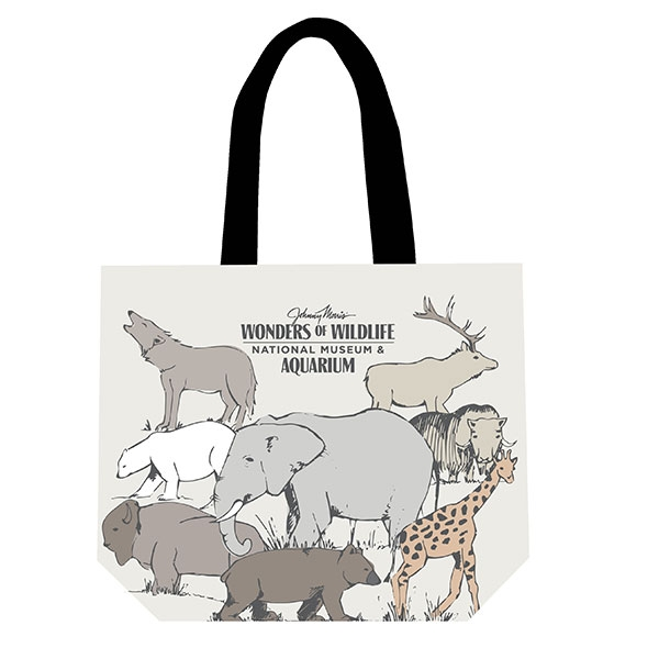 WOW MUSEUM TOTE BAG